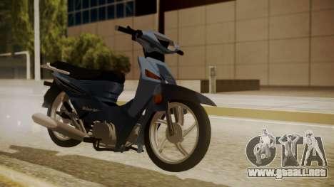 Honda Wave para GTA San Andreas