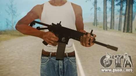 KAC PDW para GTA San Andreas