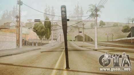 GTA 5 Bat para GTA San Andreas segunda pantalla