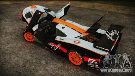 McLaren F1 GTR 1998 para el motor de GTA San Andreas