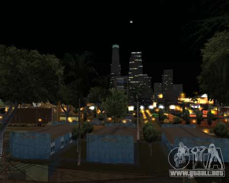 Project 2dfx 2015 para GTA San Andreas sucesivamente de pantalla