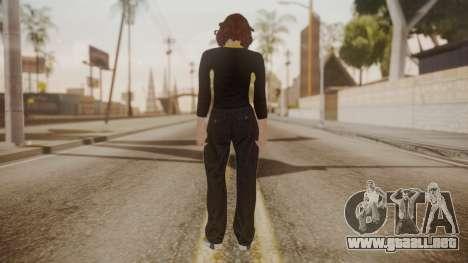 GTA Online - Custom Girl (Lowrider DLC Clothes) para GTA San Andreas tercera pantalla