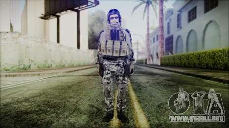 CODE5 Brazil para GTA San Andreas segunda pantalla