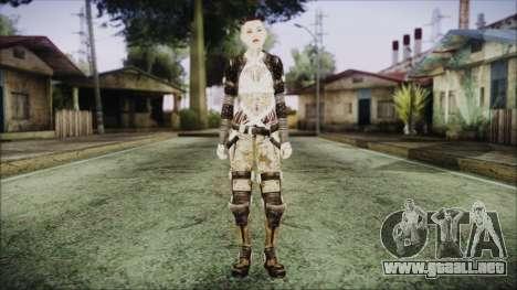 Barbie Punk para GTA San Andreas segunda pantalla