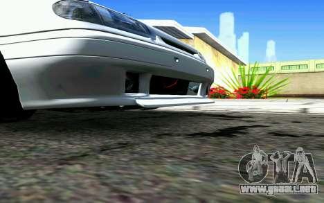 2114 para GTA San Andreas vista hacia atrás