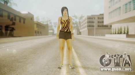 DoA Kokoro para GTA San Andreas segunda pantalla