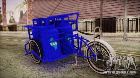 Bici Colgas para GTA San Andreas left