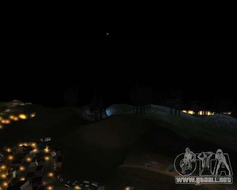 Project 2dfx 2015 para GTA San Andreas tercera pantalla