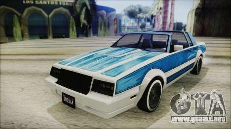 GTA 5 Willard Faction Custom IVF para la visión correcta GTA San Andreas