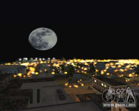 Project 2dfx 2015 para GTA San Andreas segunda pantalla