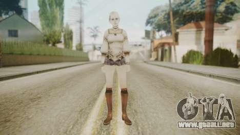 Demento Fiona Haunting Ground para GTA San Andreas segunda pantalla