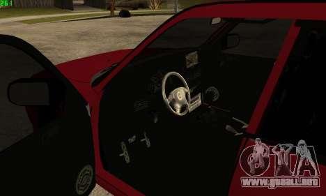 Subaru Forester 2006 para la visión correcta GTA San Andreas