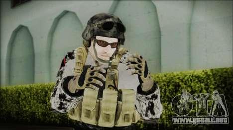 CODE5 Brazil para GTA San Andreas