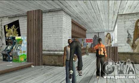 Para llevar el cadáver para GTA San Andreas