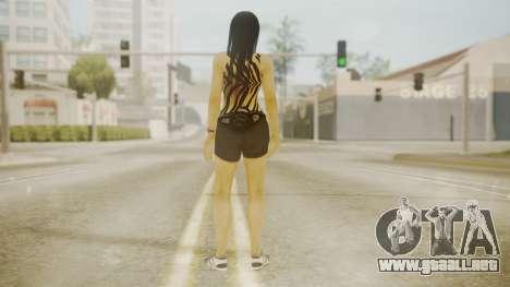 DoA Kokoro para GTA San Andreas tercera pantalla