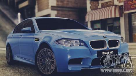 BMW M5 F10 Stock MTA Version para GTA San Andreas
