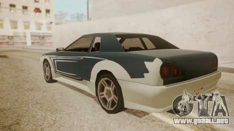 Elegy FnF Skins para la vista superior GTA San Andreas