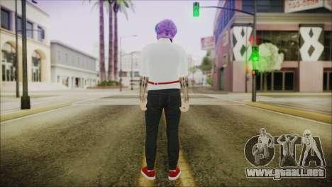 DLC Halloween GTA 5 Skin 2 para GTA San Andreas tercera pantalla