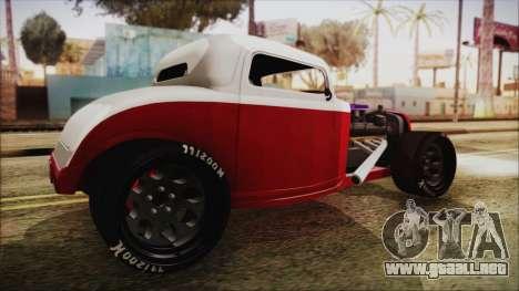 Ford 32 para GTA San Andreas left
