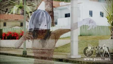 Ghost of Kayako Saeki para GTA San Andreas