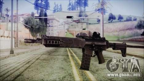 AK 5C para GTA San Andreas