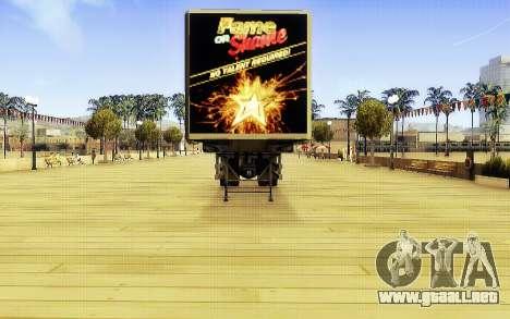 GTA V Fama o la Vergüenza Remolque para la visión correcta GTA San Andreas