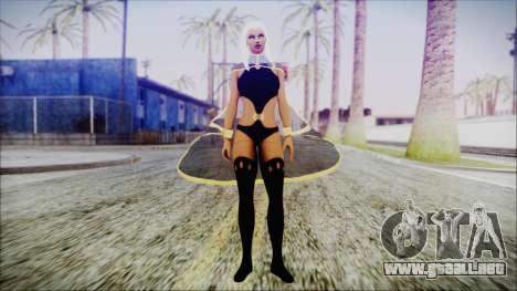 Storm Black para GTA San Andreas segunda pantalla
