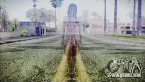 Ghost of Kayako Saeki para GTA San Andreas tercera pantalla