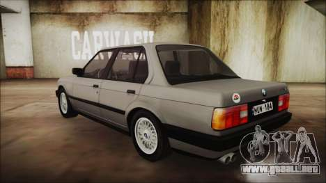 BMW 325i E30 para GTA San Andreas left