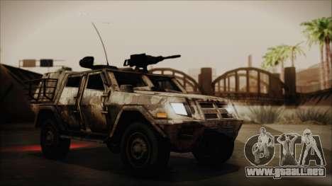 Joint Light Tactical Vehicle para GTA San Andreas
