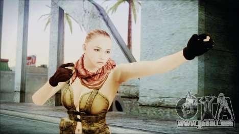 Mila Short Hair from Counter Strike v2 para GTA San Andreas