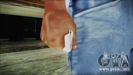 Claresta S5 para GTA San Andreas tercera pantalla