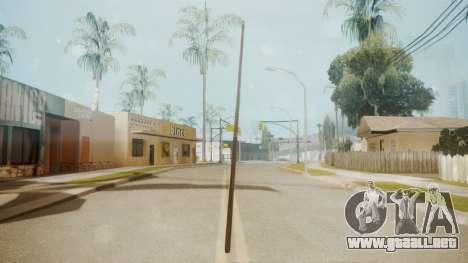 GTA 5 Pool Cue para GTA San Andreas segunda pantalla
