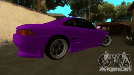 Toyota MR2 Drift para visión interna GTA San Andreas