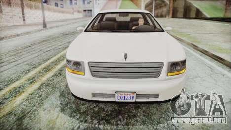 GTA 5 Albany Washington IVF para la visión correcta GTA San Andreas