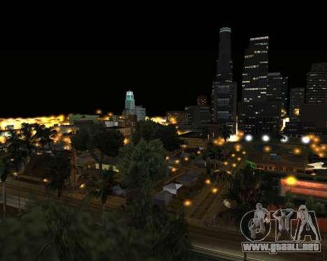 Project 2dfx 2015 para GTA San Andreas quinta pantalla