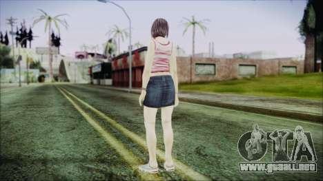 Ellen Silent Hill 4 para GTA San Andreas tercera pantalla