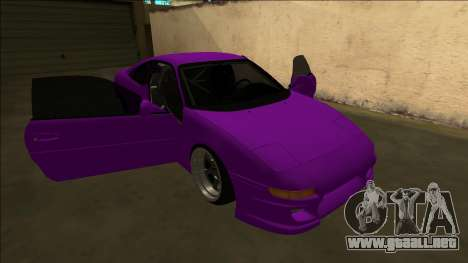 Toyota MR2 Drift para el motor de GTA San Andreas