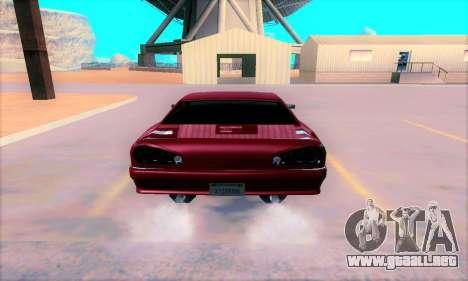 Elegy From Life para la visión correcta GTA San Andreas