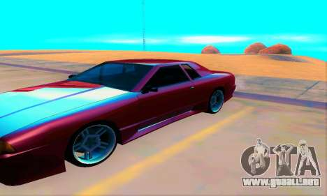 Elegy From Life para GTA San Andreas left