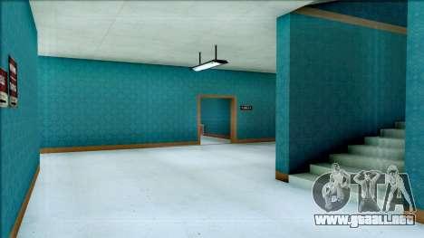 New Interior for SFPD para GTA San Andreas quinta pantalla