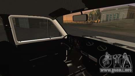 VAZ 2121 Niva 1600 para GTA San Andreas vista posterior izquierda