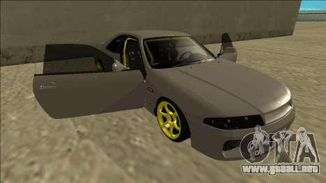 Nissan Skyline R33 Drift para el motor de GTA San Andreas
