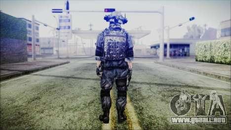 CODE5 China para GTA San Andreas tercera pantalla