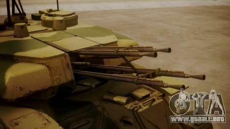 ZSU-23-4 Shilka para la visión correcta GTA San Andreas