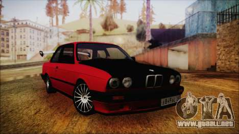 BMW M3 E30 Coupe Drift para GTA San Andreas
