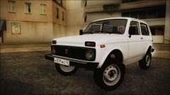 VAZ 2121 Niva 1600 para GTA San Andreas