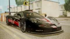McLaren F1 GTR 1998 Day Off para GTA San Andreas