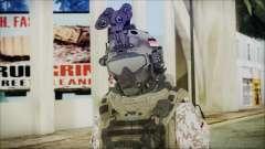 Bundeswehr Desert v3 para GTA San Andreas