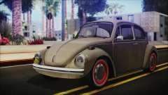 Volkswagen Beetle 1973 para GTA San Andreas